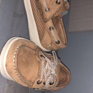 Toddler 8.5 SPERRY SHOES
